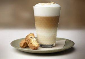 Prøv også Vanilla Almond Caffe Crocant.