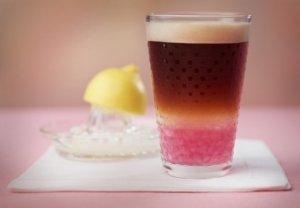 Prøv også Pampellop: Pomelo lemonade caffe.