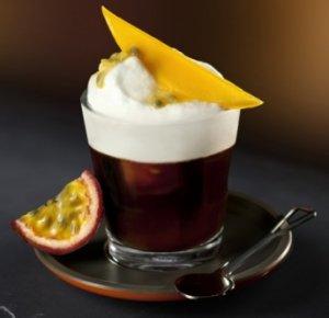 Prøv også Pavlova Iced Cappuccino.