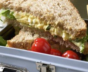 Prøv også Sandwich med eggesalat til en.