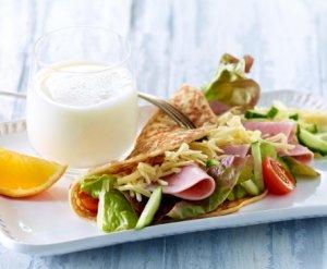 Prøv også Pannekaker med ost og skinke.