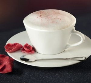 Prøv også Cappuccino ö la rose.