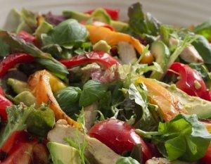 Prøv også Avocadosalat med kyllingbryst.