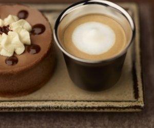 Prøv også Chocolate cheesecake & Espresso Macchiato.