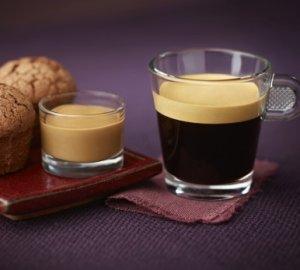 Prøv også Coffee lungo & chocolate fondants with coffee custard.