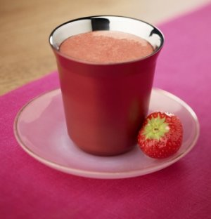 Try also Coffee-Strawberry-Raspberry Smoothie Break.
