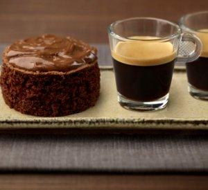 Prøv også Chocolate coffee cake.
