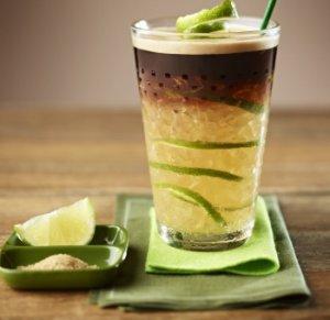 Prøv også Caipirinha coffee.