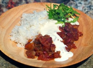 Prøv også Chili con carne på tur.