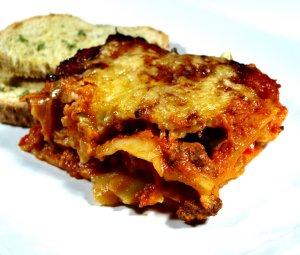 Prøv også Lasagne enkel.