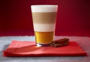 Prøv også Winter Breeze coffee.