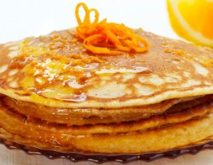 Prøv også Skotske pannekaker med appelsinsmør.