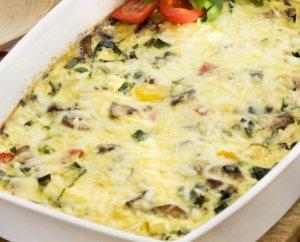 Prøv også Omelett i form.