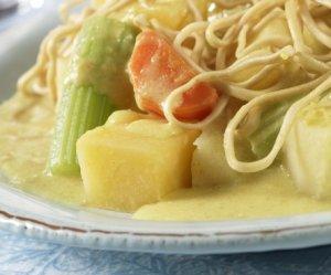 Prøv også Grønnsaker i karrisaus.