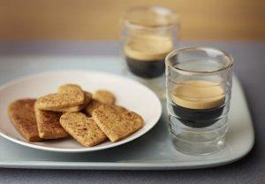 Prøv også Gingerbread med kaffe.
