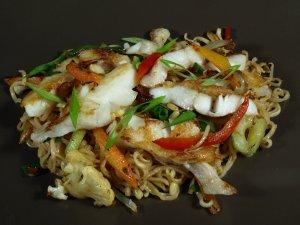 Prøv også Wok med isgalt og grønnsaker.