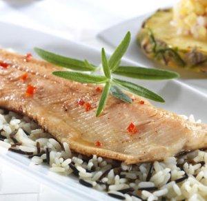 Prøv også Stekt ishavsrøye med chilihonning.