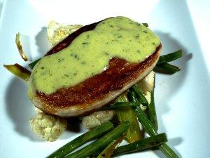 Prøv også Fiskekaker på grønnsaksseng.