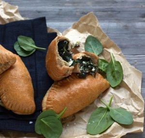 Prøv også Piroger med spinat og fetaost.