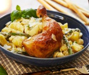 Prøv også Kyllinglår med gnocchi.