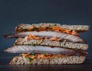 Prøv også Start sandwich.