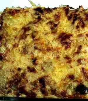 Prøv også Tortilla lasagne.