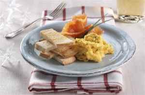 Prøv også Røkelaks med eggerøre 2.
