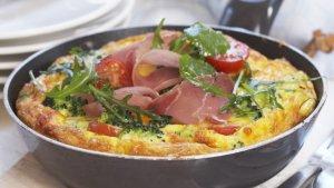 Les mer om Eggepanne med brokkoli hos oss.