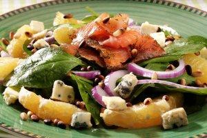 Prøv også Sprek matsalat med laks.