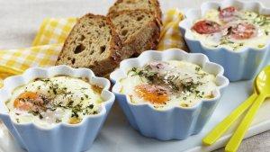 Prøv også Egg cocotte 3.