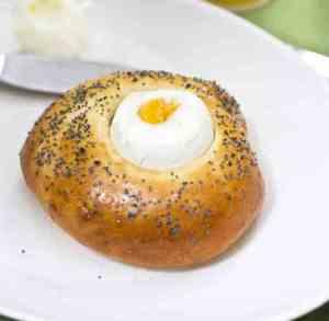 Prøv også Egg i rundstykke.