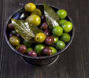Prøv også Marinerte oliven.