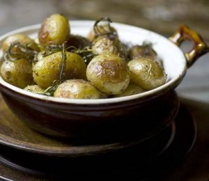 Prøv også Urtestekte poteter.