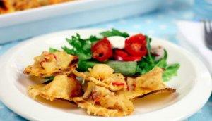 Prøv også Gratinerte nachos med klippfisk.