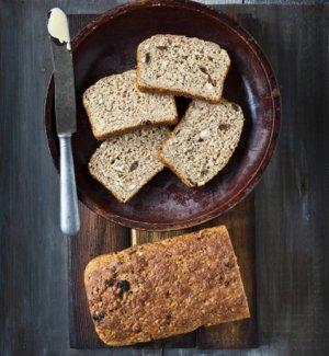 Prøv også Rosinbrød med hasselnøtter.