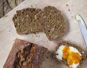 Prøv også Rug og speltbrød.