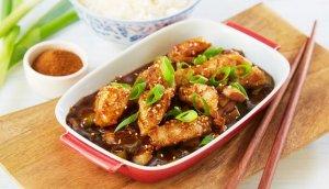 Prøv også Stekt torsk med kinesisk fem-krydder.