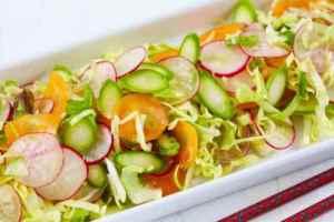 Prøv også Sommerens vakreste nykålsalat.