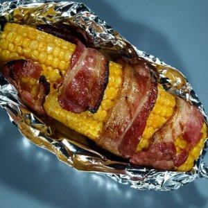 Prøv også Bacon surrede maiskolber på grillen.