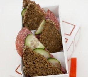 Prøv også Blings med salami.