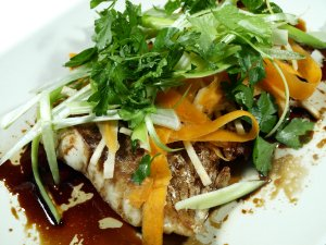 Prøv også Stekt sei med vårløk og gulrot.