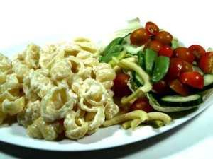 Prøv også Macaroni and cheese.