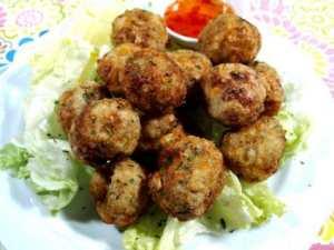 Prøv også Sweet and sour filipino fishballs.