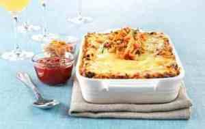 Prøv også Lasagne med rein og syltede kantareller.