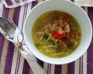 Prøv også Resep soto ayam.