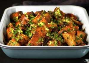 Les mer om Br�dstuffing til kalkun og kylling hos oss.