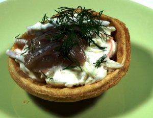 Prøv også Terteskjell med ansjos og italiensk salat.