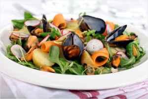 Prøv også Blåskjellsalat med potet.