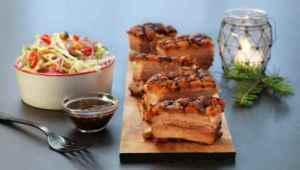 Prøv også Asiatisk ribbe med hot kålsalat.