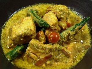 Prøv også Kari Ikan fish curry.